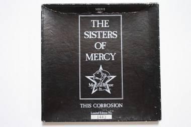Sisters of mercy- this corrosion- edizione limitata e numerata