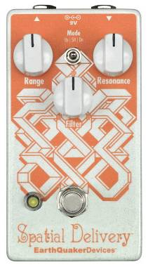 EarthQuaker Devices Spatial Delivery V2 Envelope Filter Sample&Hold IN RIORDINO!