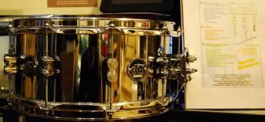 DW Drums Performance Steel Acciaio 14x6,5. SPEDITO GRATIS!!!!