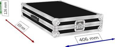 Flightcase per pioneer XDJ AERO