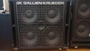 Cassa Gallien Krueger 410 RBH