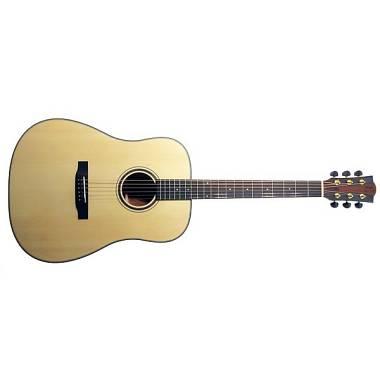 Effedot D1-23M in sapele/Mogano chitarra acustica ideata per Finger Picking