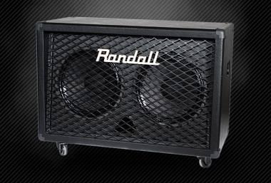 Randall RD212-V30 cassa 2X12 da 130Watt RMS con Celestion V30 NUOVA IMBALLATA