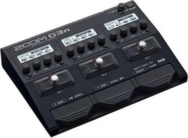 Zoom - G3n Pedaliera Multieffetto Amp Simulator