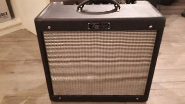 Fender Blues Junior amplificatore valvolare