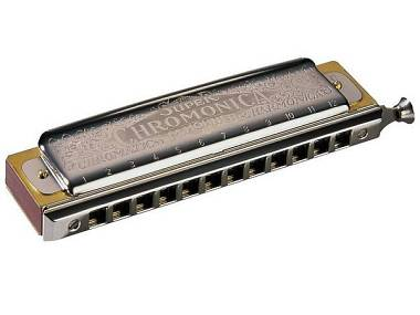 Hohner Chromonica 270/48 armonica cromatica in DO - C -