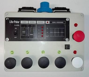 centralina 4x1 kw max -220 volt