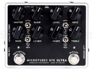 Darkglass Microtubes B7k Ultra V2 - Effetto Overdrive / Preamp Per Basso