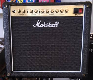 Marshall DSL 20 CR - Amplificatore combo Valvolare per Chitarra