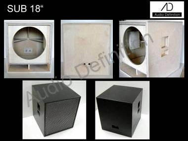 """Audio definition P.A. """"ADX-118"""""""