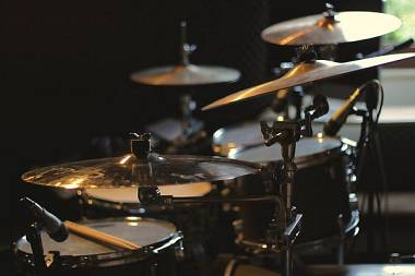 Vibe Drum Nato Green Sound ZERO