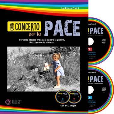 Edizioni musicali PERINI GRAN CONCERTO PER LA PACE +2CD -PS1906-
