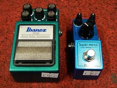 Ibanez Mini Super Metal