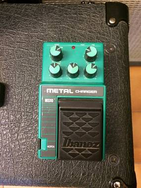 Ibanez MS10 Metal Charger Distortion Distorsore