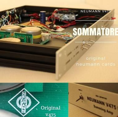 SOMMATORE MIXER NEUMANN V 475 A-B-C    Altissima Qualità