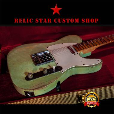 RELIC STAR CUSTOM SHOP American Ash Telecaster