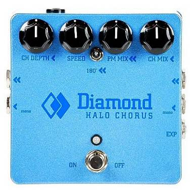 Diamond HCM-1 Halo Chorus True Stereo Chorus / Phasing Spedizione Inclusa