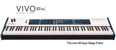 DEXIBELL VIVO S7 PRO - PIANOFORTE DIGITALE - SPEDIZIONE GRATUITA