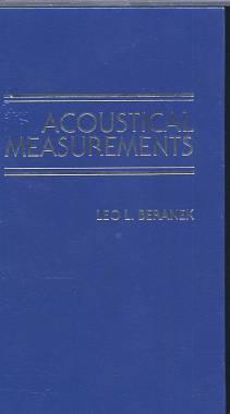 Acustical Measurement
