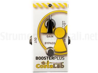 Costalab Booster Plus - Effetto Booster A Pedale Con Buffer Integrato Per Chitarra