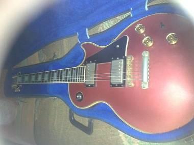 Gibson custom light