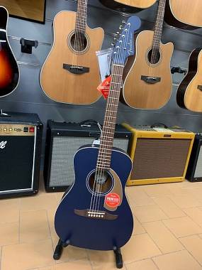 Fender Malibu Player Midnight Blue