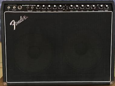 Fender Super Twin valvolare 180W - anni 70