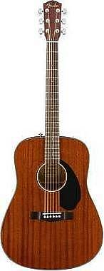 Fender CD60-S ALL MAHOGANY