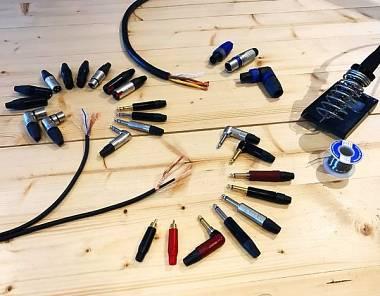 cavo instrument, 5 m, klotz - rean | by Cablocustom