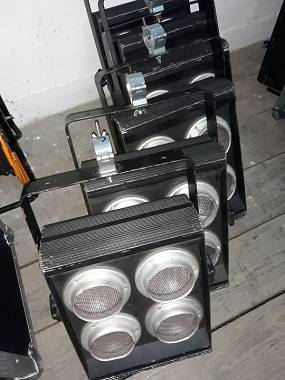 DTS Lighting Company Flash 4000