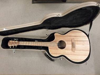 Cole Clark Guitars AN2EC-BLBL - Angel 2 Custom Standard Blackwood