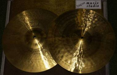 "Paiste Signature HH Hi Hat Medium 14"". Spedizione Inclusa"