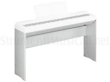 Yamaha L85wh Stand Per Serie P Bianco - Supporto Per Yamaha P45 E P115 Bianco