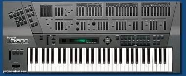 Rimozione colla rossa da tastiere Roland