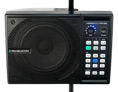 """TC HELICON VOICESOLO FX 150  6,5"""" 150w"""