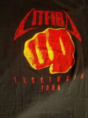 magliette maglietta T-shirt felpe punk rock metal LITFIBA