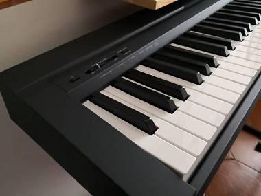 Yamaha p35 b pianoforte digitale stand sgabello cavo midi usb