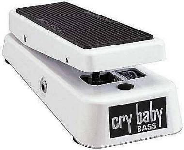 DUNLOP 105 Q WAH CRY BABY PER BASSO WAH WAH - SPEDITO GRATIS!