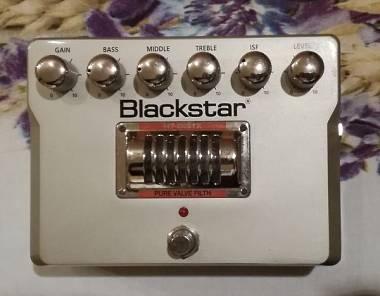 Blackstar HT Dist X Distx Dist-x pedale distorsore valvolare scambio permuto