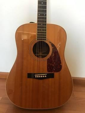 Fender F260S chitarra acustica dreadnought vintage (No Martin, Guild, Gibson)