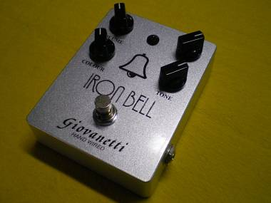 Giovanetti Hand Wired Mojo Hand Iron Bell clone