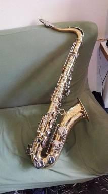 Sax tenore Grassi Concertino Made in Italy revisionato