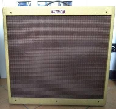 Amplificatore valvolare Fender Blues Deville Reissue anni 90 SPEDISCO