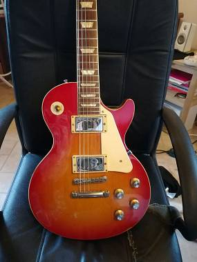 Gibson Les Paul  Burny made in Japan