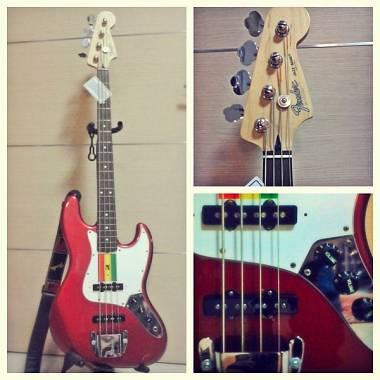 Fender Jazz Bass made in Japan 1994