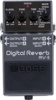 Boss RV-5 Reverbero Digital Reverb (RV5)