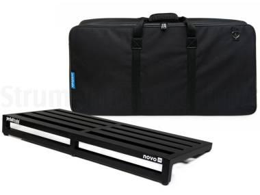 """Pedaltrain Novo 32 With Soft Case - Pedalboard 32"""" Per Effetti A Pedale Con Borsa"""
