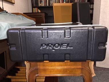 Proel Case rack 3 Moduli