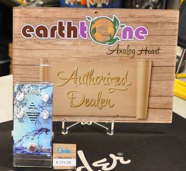 Earthtone ONDA - TUBE CHORUS VALVOLARE