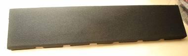 Pedalboard secondo piano attrezzato per Warwick Rockcase RC 23120B
